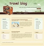 Travel PSD  Template 49712