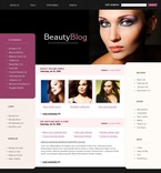 Beauty PSD  Template 49717