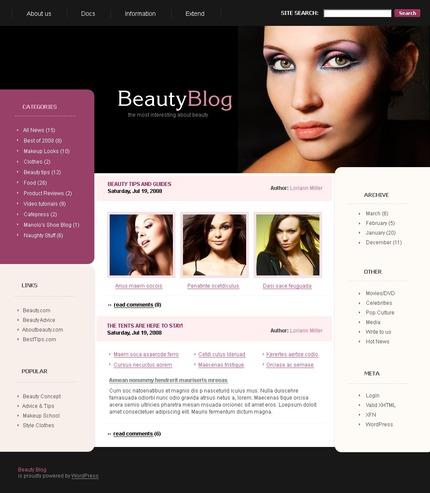 PSD макет сайта №49717