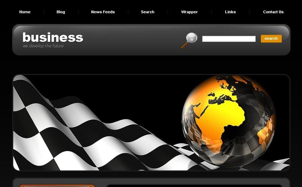 PSD Vorlage für Business und Dienstleistungen New Screenshots BIG