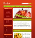 Food & Drink PSD  Template 49727