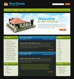 Real Estate PSD  Template 49735