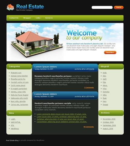 PSD макет сайта №49735