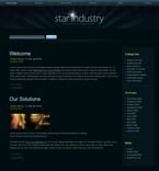 Web design PSD  Template 49740