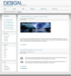 Web design PSD  Template 49752