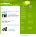 Real Estate PSD  Template 49776