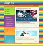Web design PSD  Template 49819