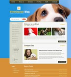 Animals & Pets PSD  Template 49832