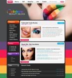 Beauty PSD  Template 49837
