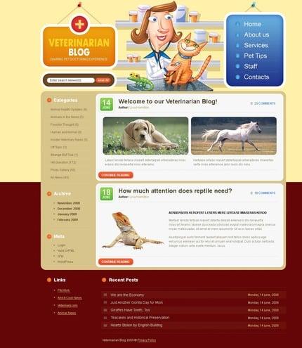 PSD макет сайта №49839