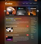 Web design PSD  Template 49848