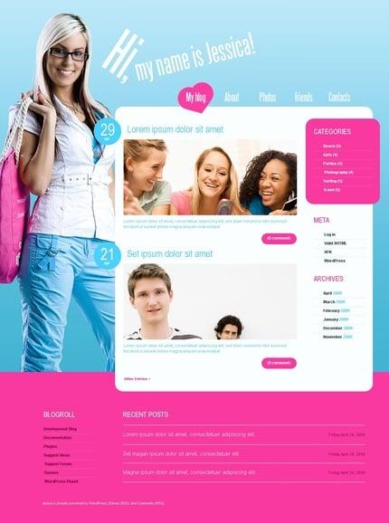 Website Template #49864