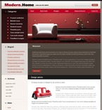 Furniture PSD  Template 49871