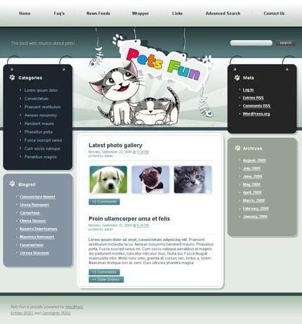 PSD макет сайта №49892