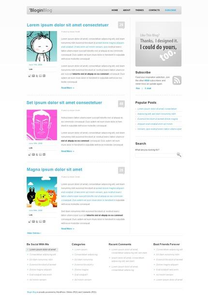 PSD макет сайта №49895