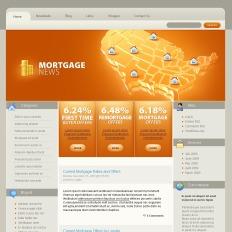 PSD Vorlage #50412 für Hypothek