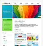 Web design PSD  Template 49921
