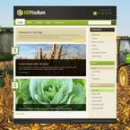 Agriculture PSD  Template 49932