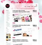 Web design PSD  Template 49937