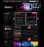 Web design PSD  Template 49939