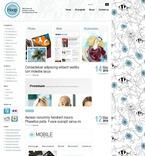 Web design PSD  Template 49962