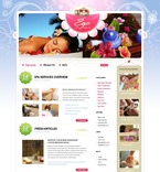 Beauty PSD  Template 49963