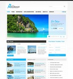 Travel PSD  Template 49977