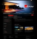 Architecture PSD  Template 49985