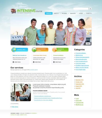 PSD макет сайта №49991