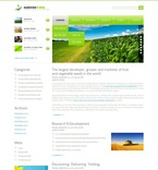 Agriculture PSD  Template 49998