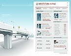 Flash: Architecture 3D Style Clean Style Flash Site Most Popular
