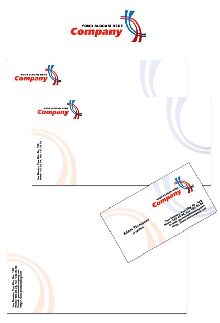 Corporate Identity 5070 Screenshot