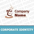 Corporate Identity: Low Budget Cafe and Restaurant