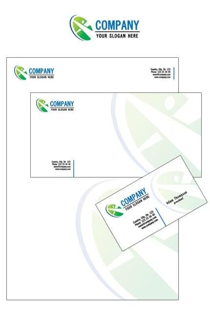 Corporate Identity 5094 Screenshot