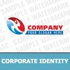 Corporate Identity Template 5095