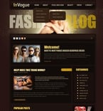 Fashion PSD  Template 50004