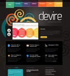 Software PSD  Template 50011