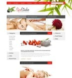 Beauty PSD  Template 50012