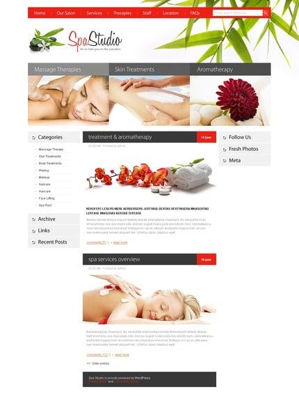 PSD макет сайта №50012