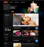 Beauty PSD  Template 50013