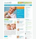 Medical PSD  Template 50043