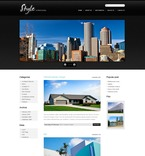 Architecture PSD  Template 50050