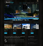 Architecture PSD  Template 50051