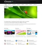 Web design PSD  Template 50052