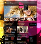 Beauty PSD  Template 50054