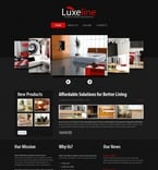 Furniture PSD  Template 50056