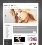 Art & Photography PSD  Template 50067