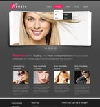 Beauty PSD  Template 50075
