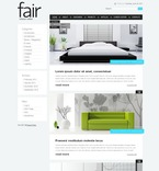 Furniture PSD  Template 50085