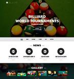 Sport WordPress Template 50106
